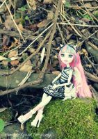 Monster High - Rochelle by SammehChu