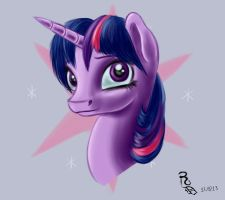 Twilight portrait by RavenousDrake