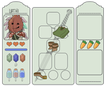 HM: Liathi: Inventory by M3xD