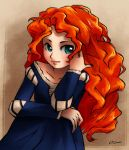 Merida by KatiraMoon