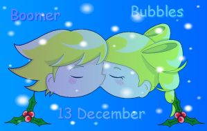 13 December by BoomerXBubbles