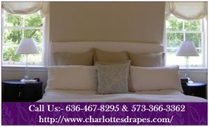 Interior Decorator - Window Treatments in St Louis by charlottesdrapes
