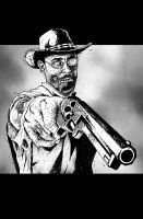 Cowboy from Hell by PORTELA