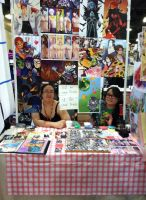 Akon Artist Table! by ClickMist