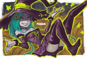 HARROWING JINX!!! by Mkuchima