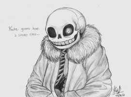 October Sans by Waffle-the-kitten