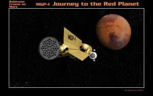 Journey to the Red Planet by dragonpyper