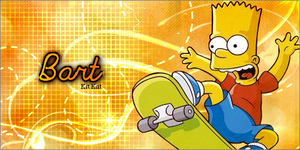Bart Simpson by KitKat2604
