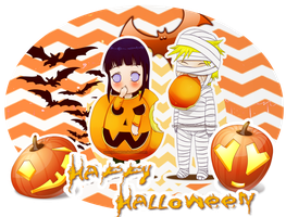 naruhina halloween by hinata-angel-x