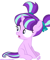 Filly Starlight Glimmer Vector by Misteriss