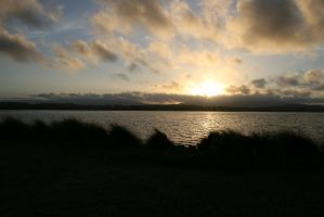 Tasmania Sunset by infl3xion