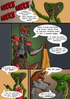 Sly Cooper: Thief of Virtue Page 112 by ConnorDavidson