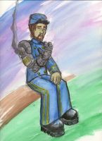 Union Soldier by meheekano