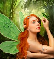 Forest Fae by TinaLouiseUk
