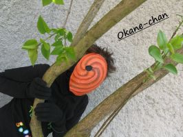 Tobi civilian cosplay 7 by Okane-chan