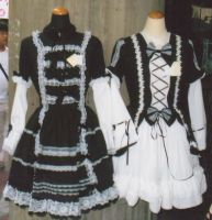 Lolita Dresses by Demon-Lord-Dark