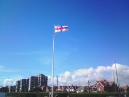 Worthing Beach by poetings
