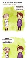 Chibi Prussia Diaries -007- by Arkham-Insanity