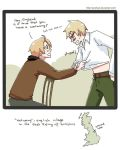 Hetalia: english wetw-ng by carichan