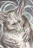 ACEO - The Mist Creator by ShadeofShinon