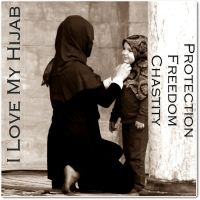 The Hijab of the Muslim woman by miqdaadsyed