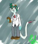 The Doctor by Champloon