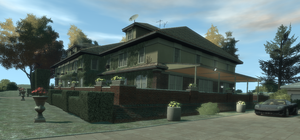 Mikhail Faustin's Residence by GTA-IVplayer