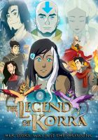 The Legend of Korra: A new kind of fairytale by MaggiesHeartLove