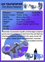 Fakemon: Tsunonster by JaDisArt