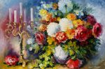 old painting 16 by Leonid Afremov by Leonidafremov