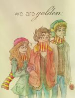 we are golden by zoelajoan