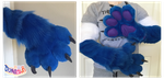 Pilot Armsleeves and Handpaws by TECHNlCOLOUR