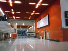 Excel Centre, Thursday (night) Interior 2 by The-Nelo-Angelo