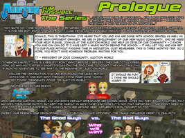 Audition's KP - The Prologue by RonBWL