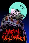 HALLOWEEN 2014 COLOR by benitogallego
