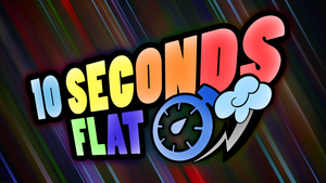 10 seconds flat WP by ElQwerty