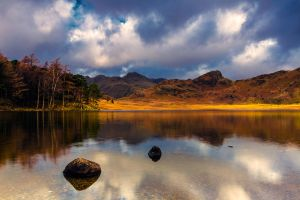 Blea Tarn by newcastlemale