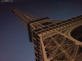eiffel tOwer by rxnlp