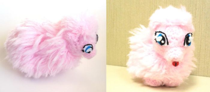Amigurumi Mini Pony : Free Patterns on AmigurumiClub - DeviantArt