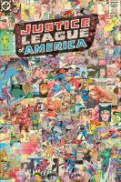 Comic book, comic book : Justice League of America by flukiechic
