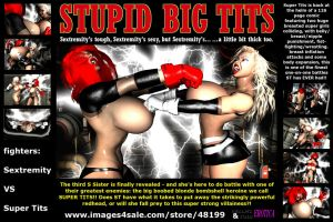 Stupid Big Tits (Out Now!!) by EdgarSlam
