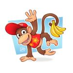 Day 15- Diddy Kong by LuigiL