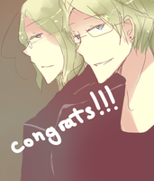 congrats to dejavil by kyunyo