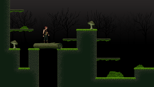 Mock-Up of Woodland Level - Updated by Revkahdel