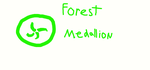 Forest Medallion by Every-Era-of-LoZ