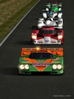 GT4- 1991-2004 lemans Race by murumokirby360