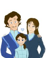 Zhurrick Family Photo by LincolnsGloves