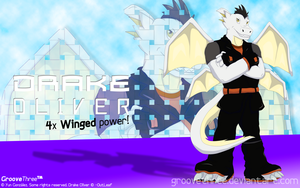 4x Winged power by G3Drakoheart-Arts