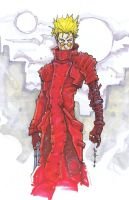 Vash The Stampede Trigun by ChrisOzFulton