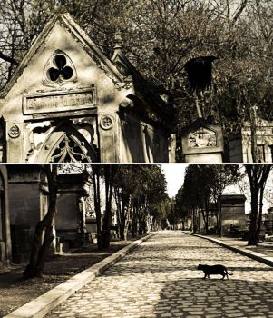 Creatures of Pere Lachaise by Dr-Orange